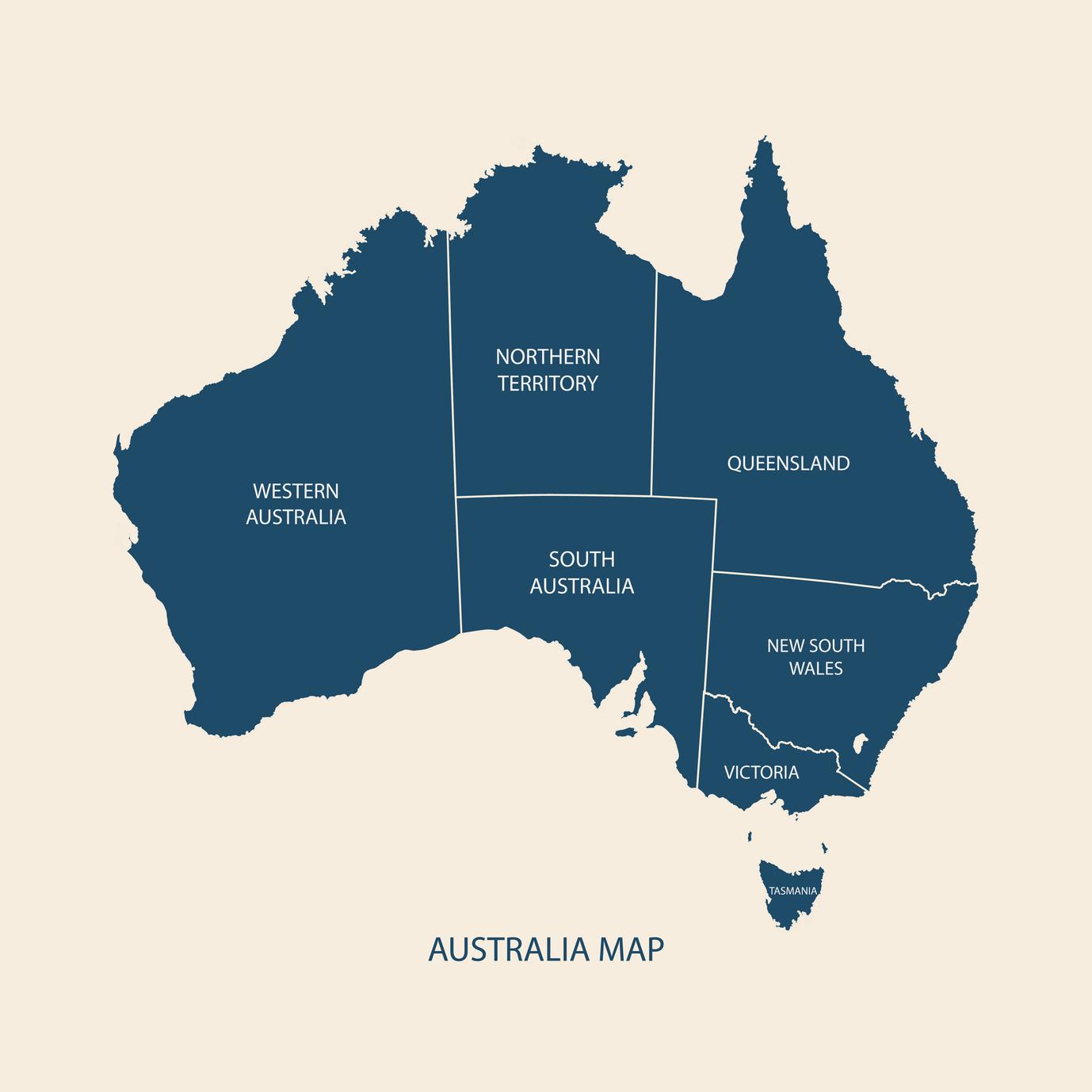 g u00e9ographie et climat de l u0026 39 australie