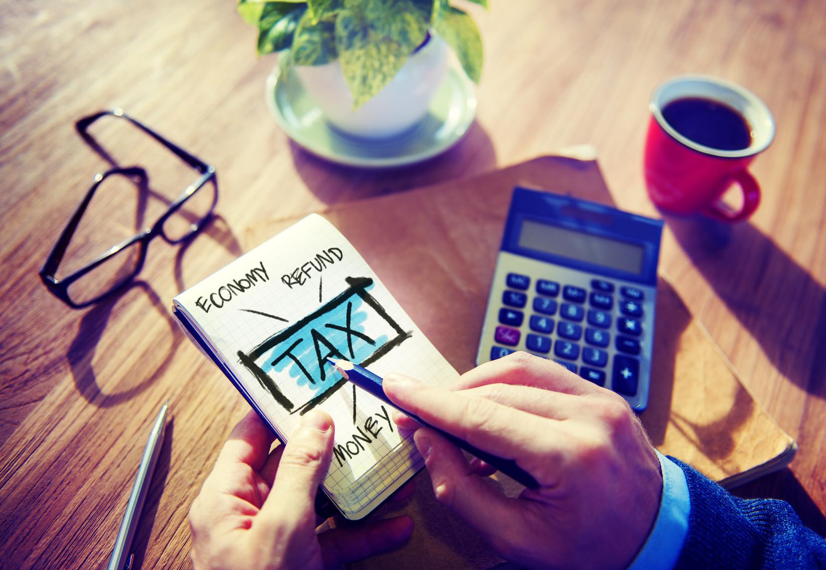 impots et récupération des taxes en australie