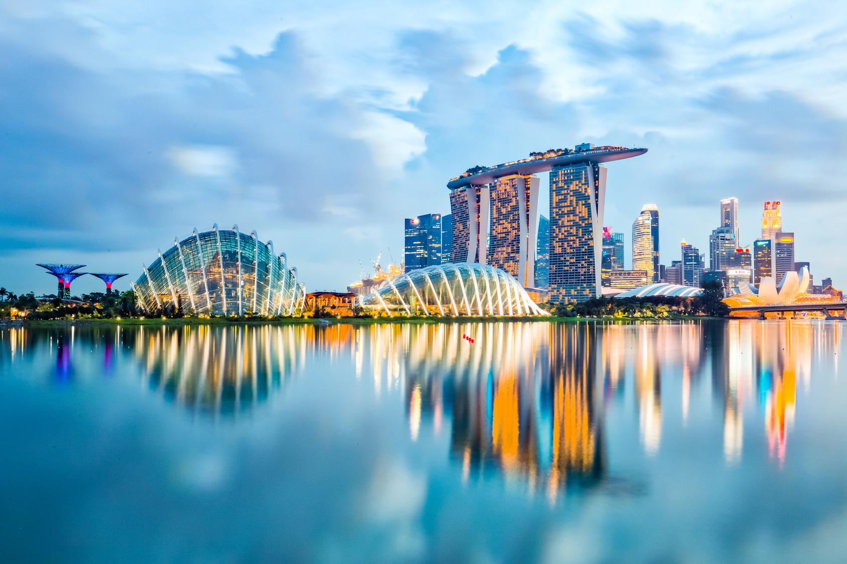 PVT Singapour