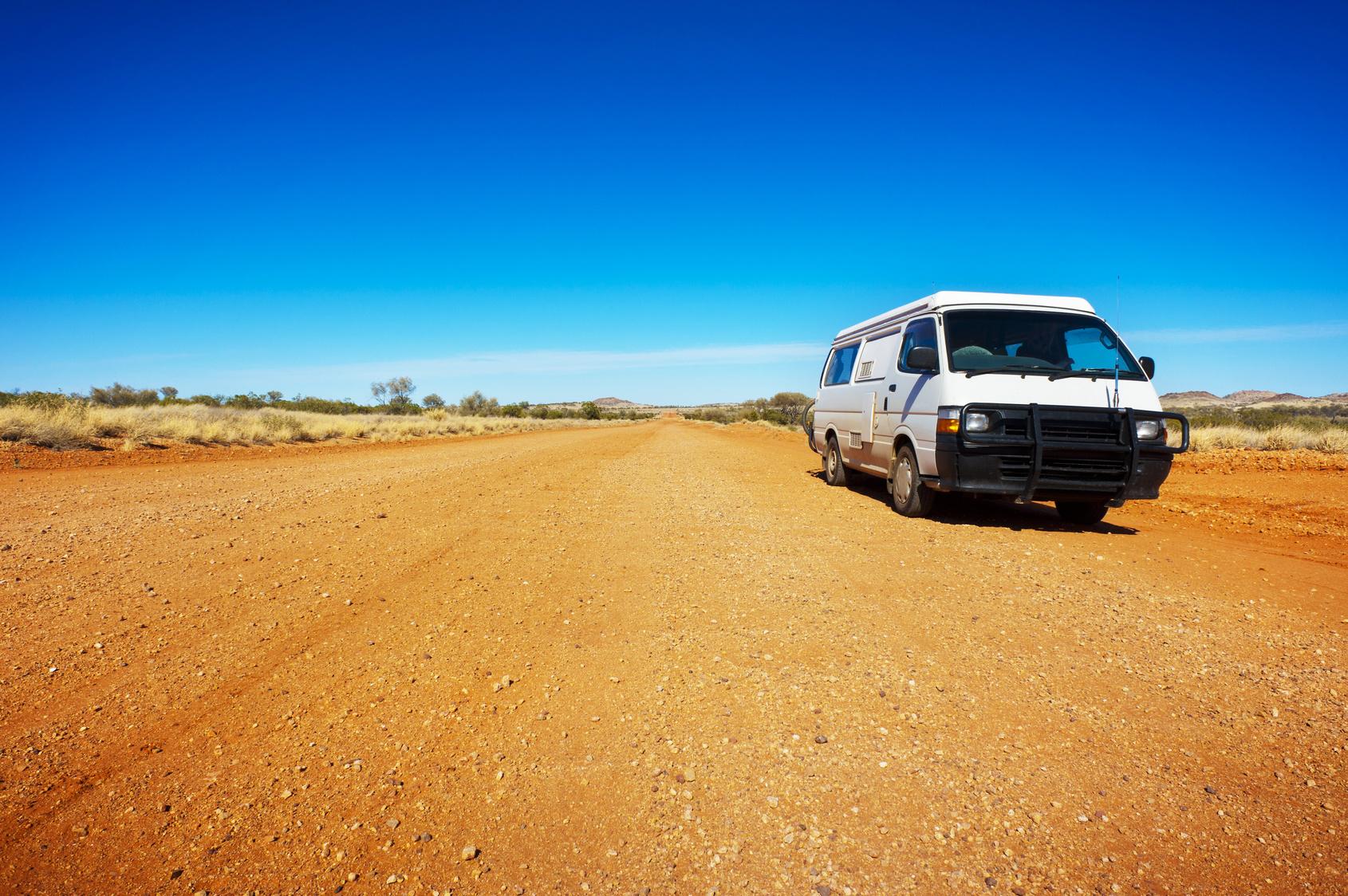 achat d'un van en australie par un backpacker