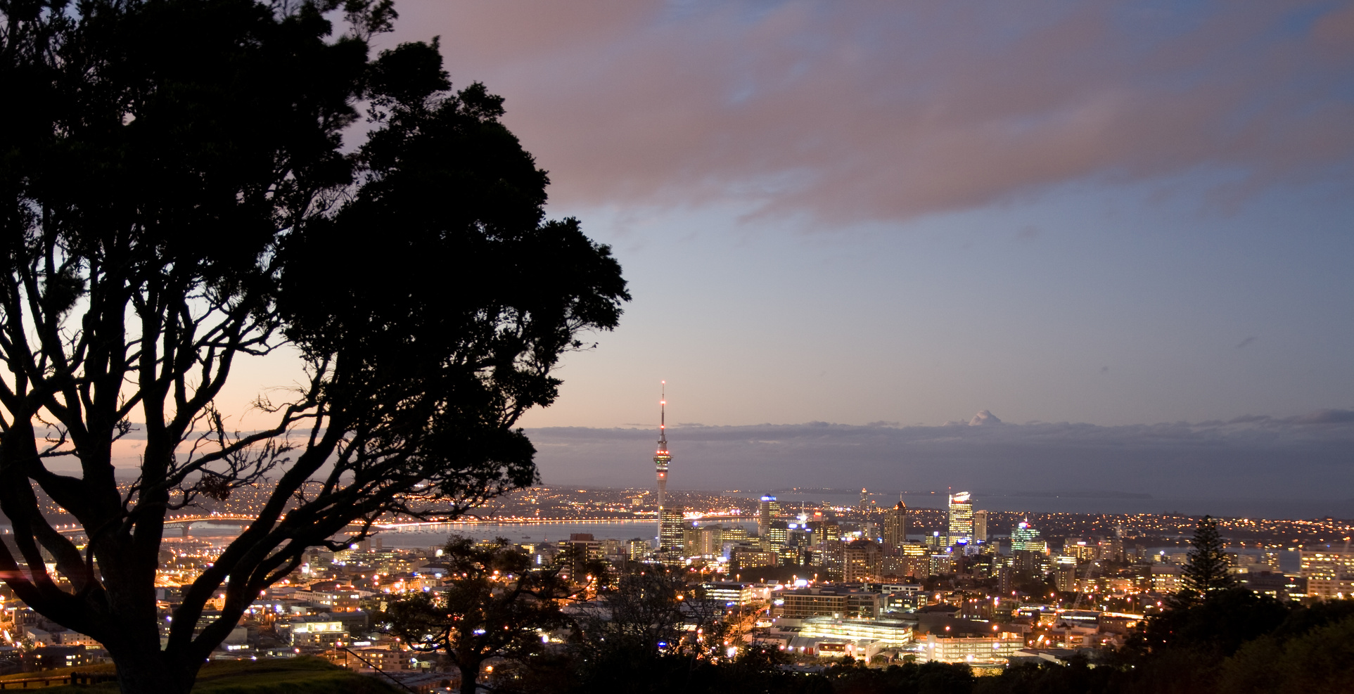 Auckland nuit