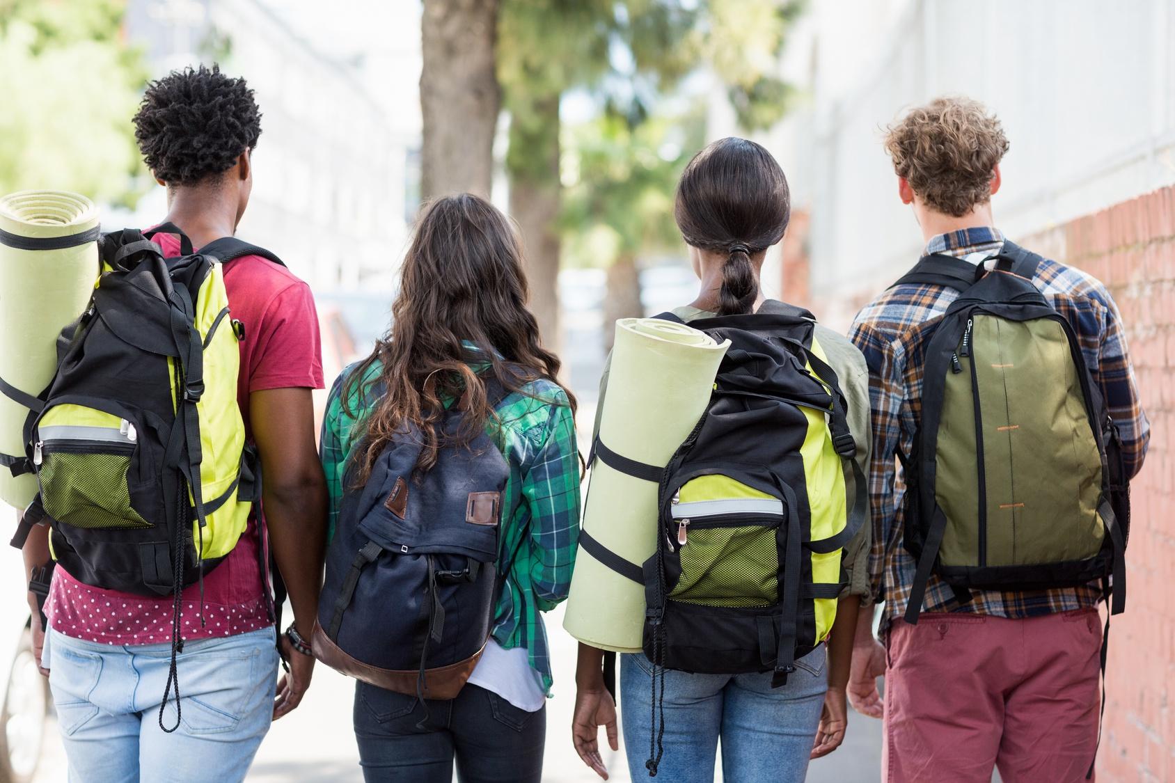 backpackers australie