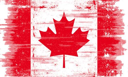 drapeau canada PVT
