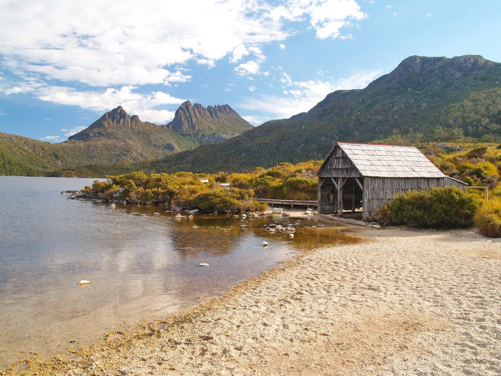 Cradle Mountain in Cradle Mountain - Lake St Clair National Park