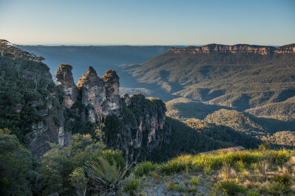 Blue mountain national park NSW, Australia.