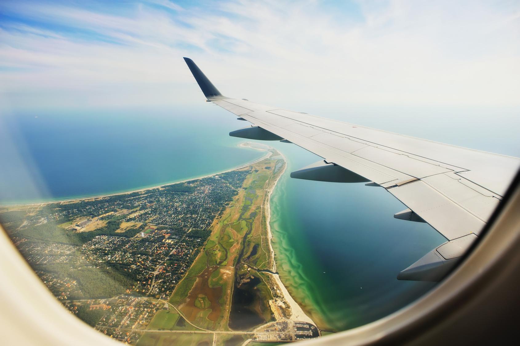 top 5 des vols avec escale
