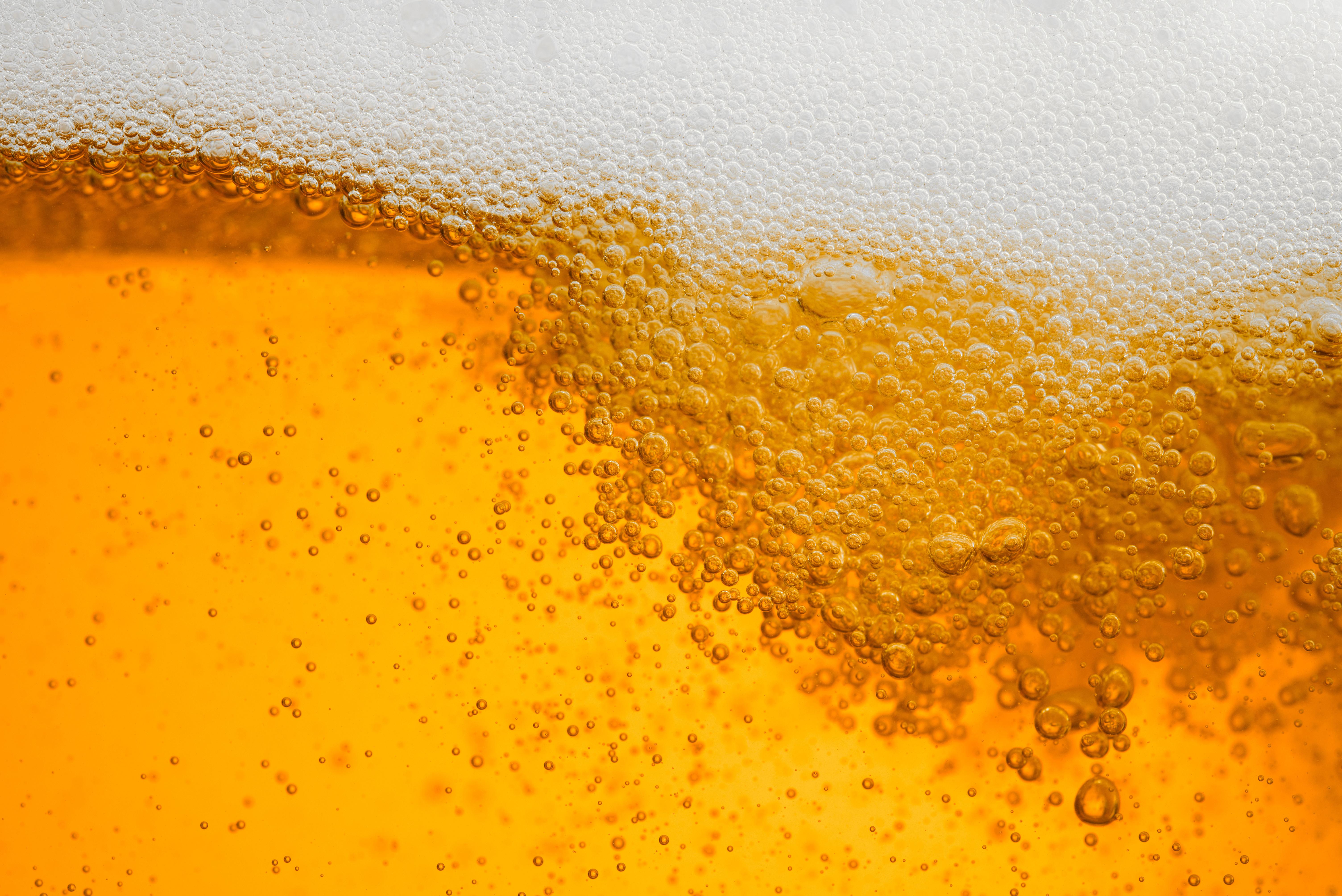 Les Australiens et la bière