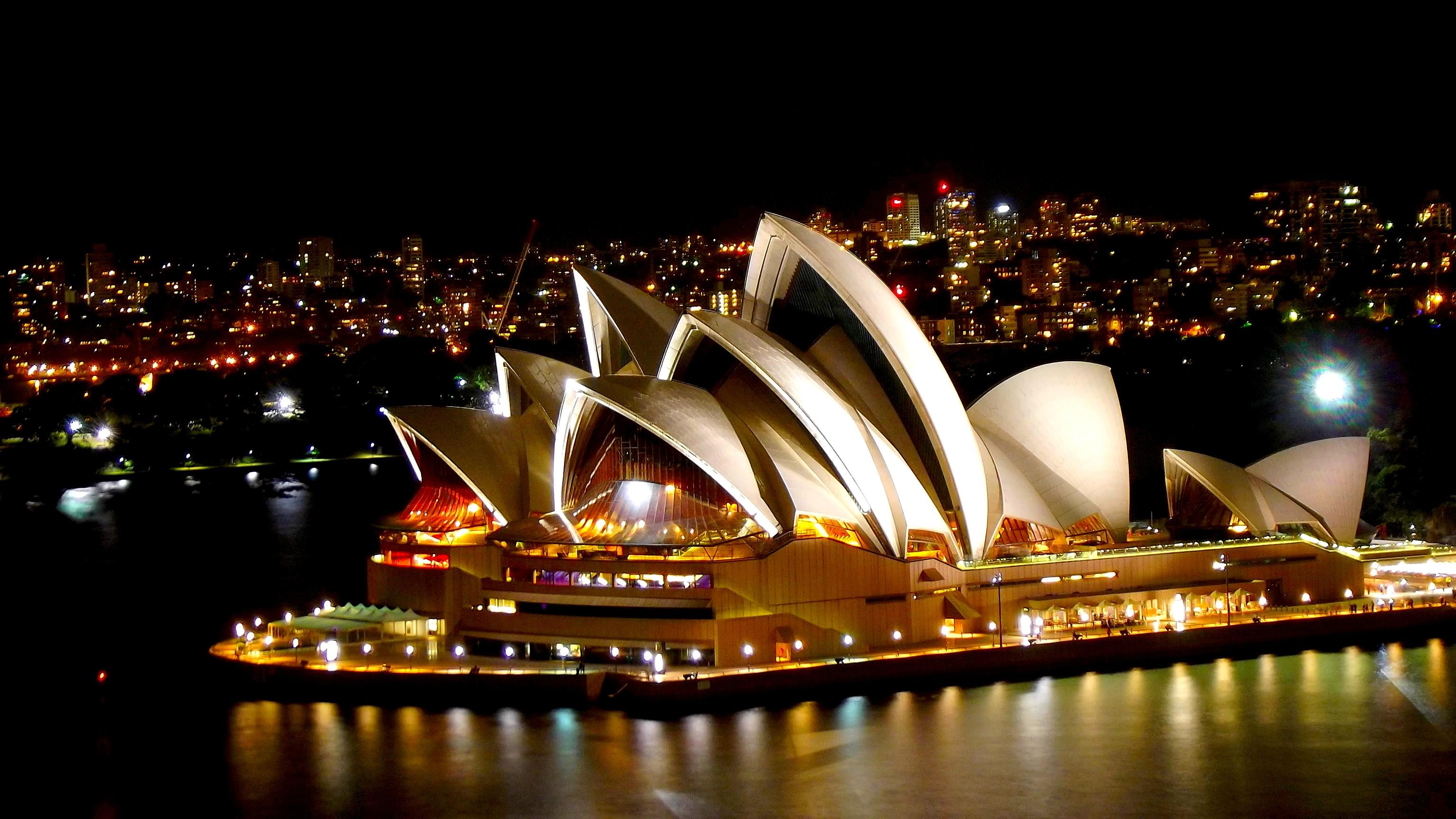 L'Opéra de Sydney Crédit photo : Gaëtan Le Guennec