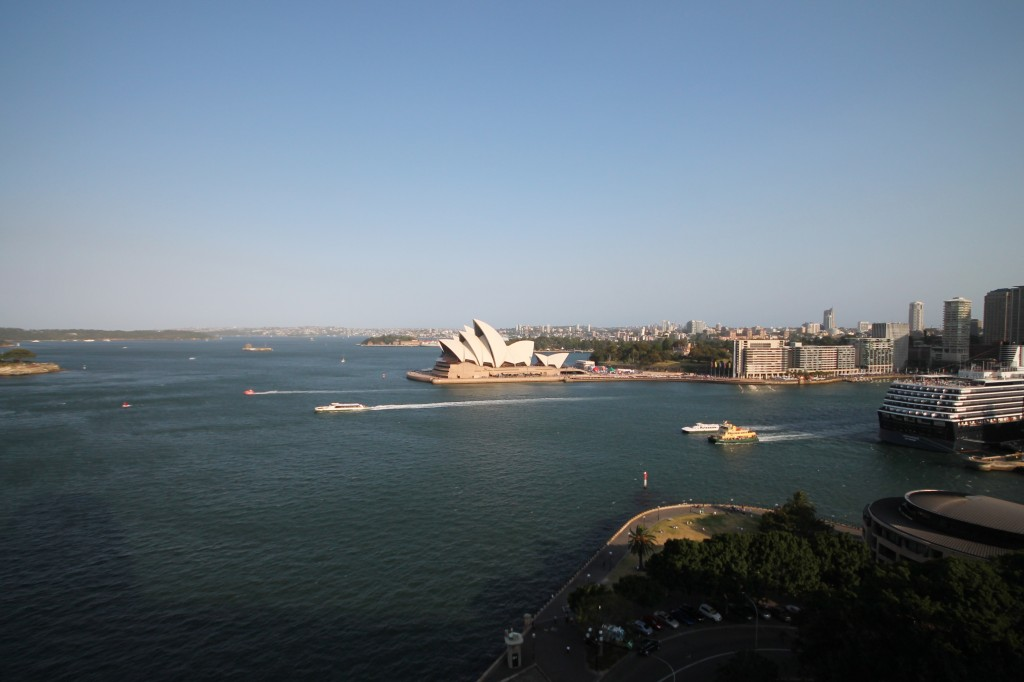 Le baie de Sydney - photo @oz-ton-tour