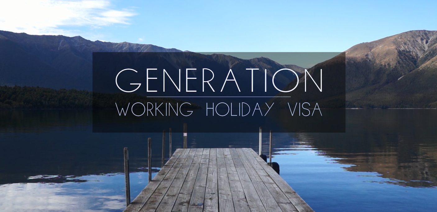 Generation working holiday