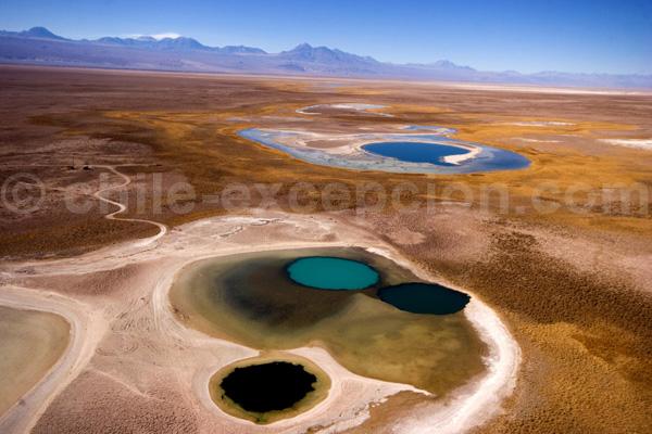 Paysages autour de San Pedro de Atacama - Crédit Chile Excepcion