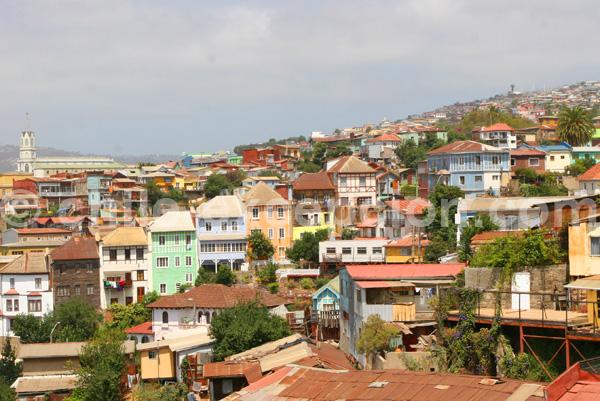 Valparaiso - Crédit Chile Excepcion