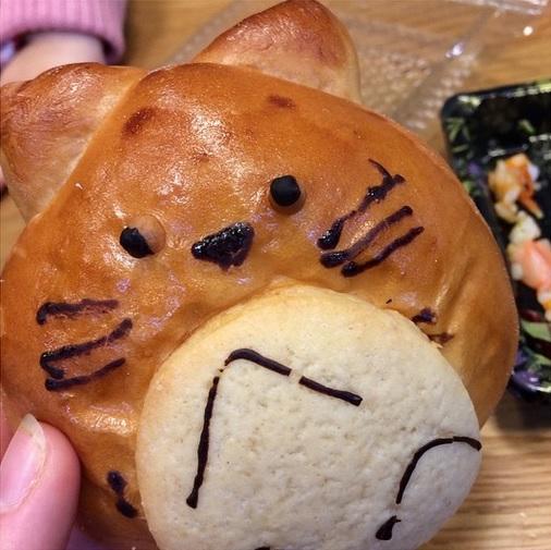 #Totoro bun