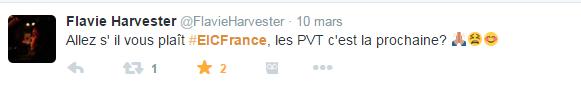 Tweet EIC FRance 4