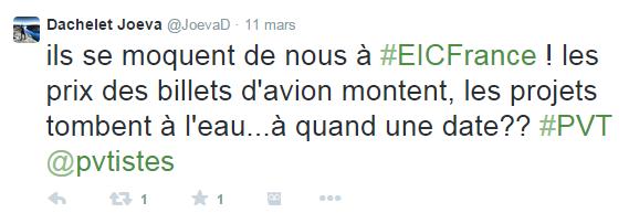 Tweet EIC France 2