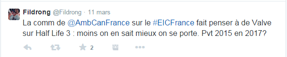 Tweet EICFrance 3