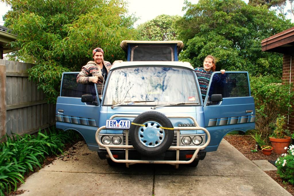 Pres pour le road Trip, Mornington, VIC ! Crédit photo : Enzo Del Testa