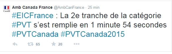 EIC France 2015 1 min