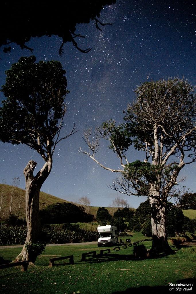 Nuit étoilée NZ