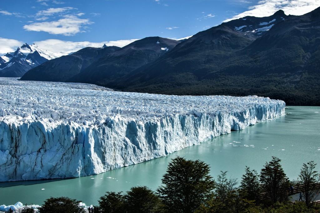 Perito Moreno Argentine patagonie