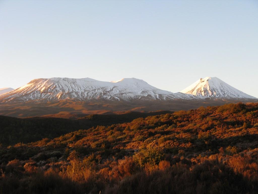 Mount Ruapehu - Tongariro National Park