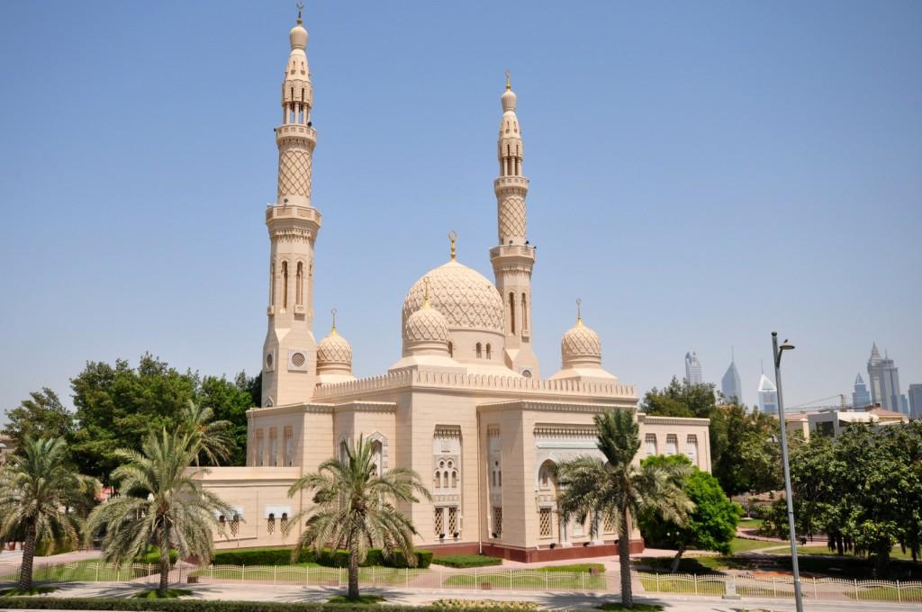 Jumeirah Mosquée Dubai
