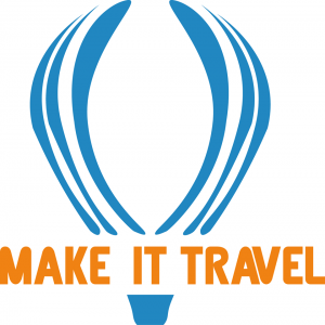 logo make it travel