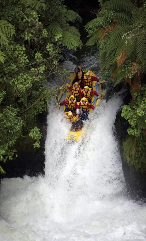 rafting - nouvelle zélande - whv