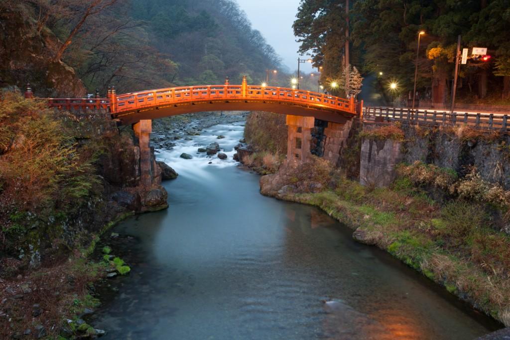 sanctuaire de Nikko au Japon