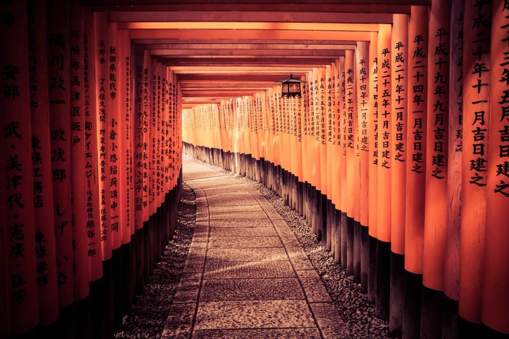 Kyto ancienne capitale imperiale du japon