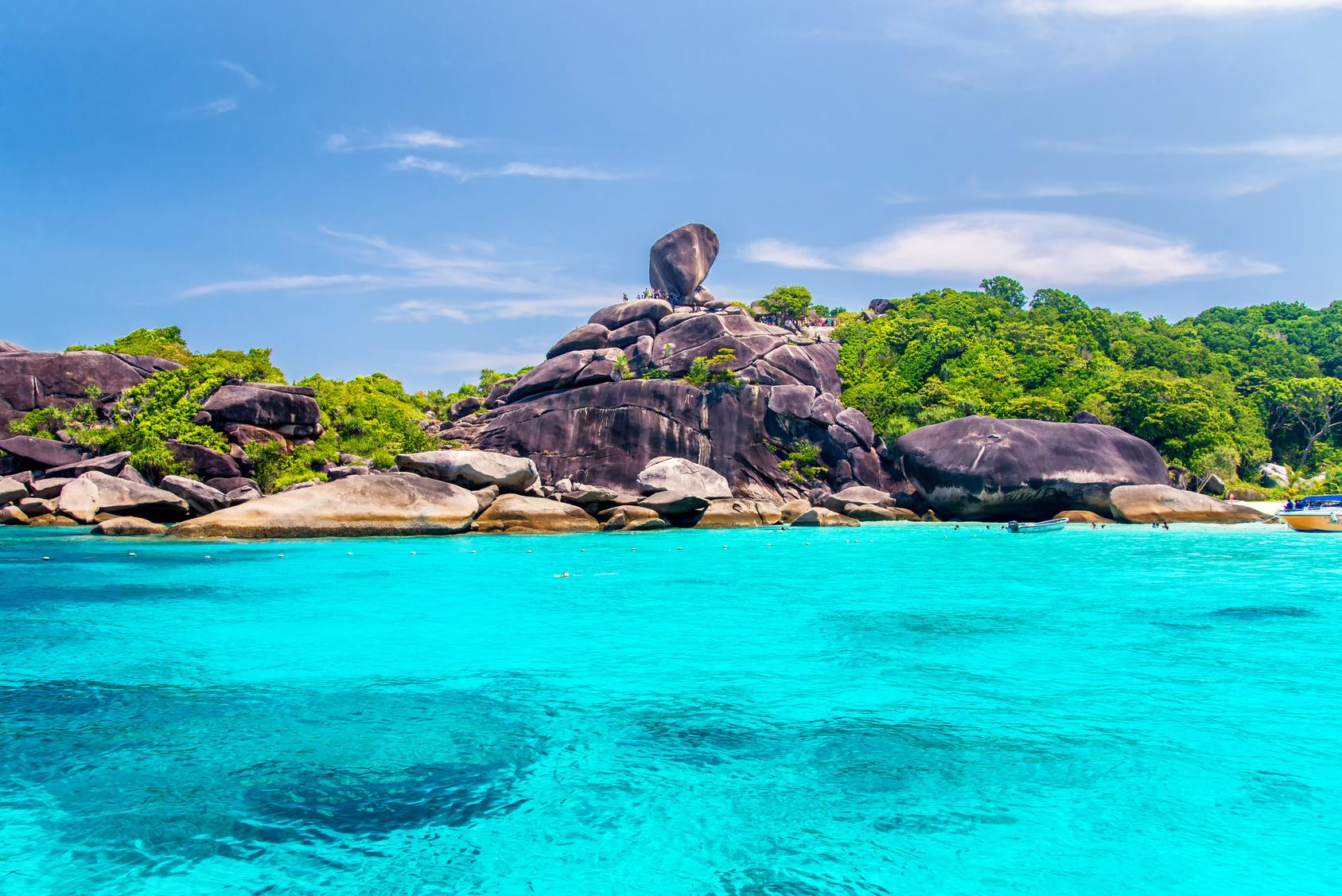 escale a phuket en thailande