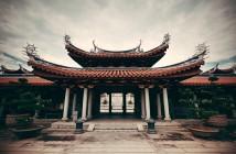 Temple bouddhiste a Singapour