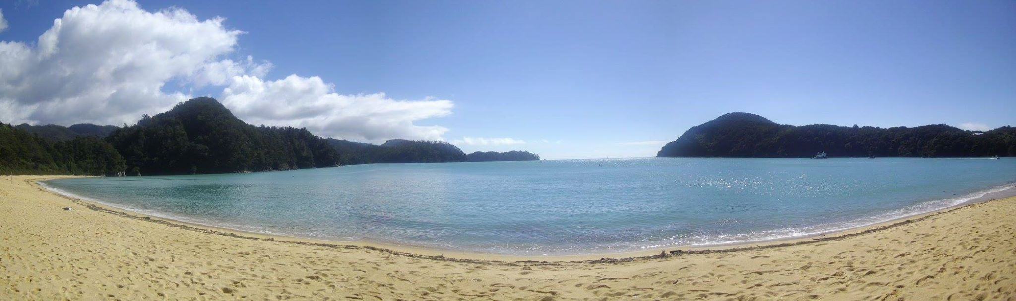 abel tasman national park nz road-trip
