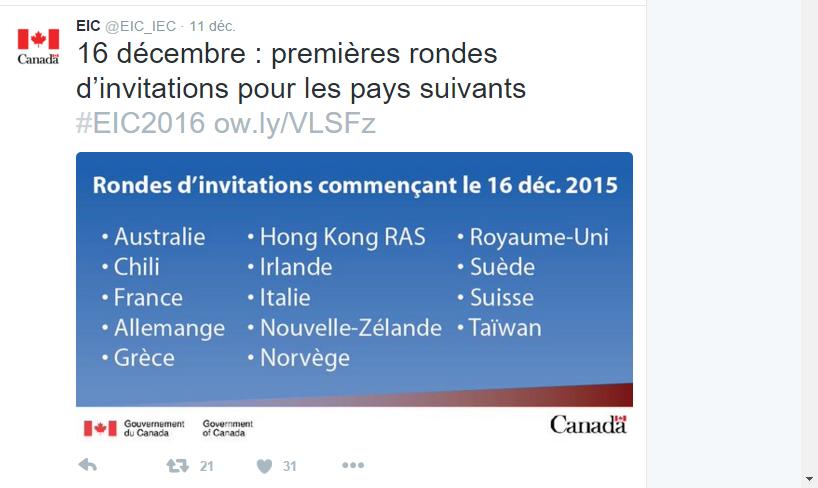 EIC France 2016