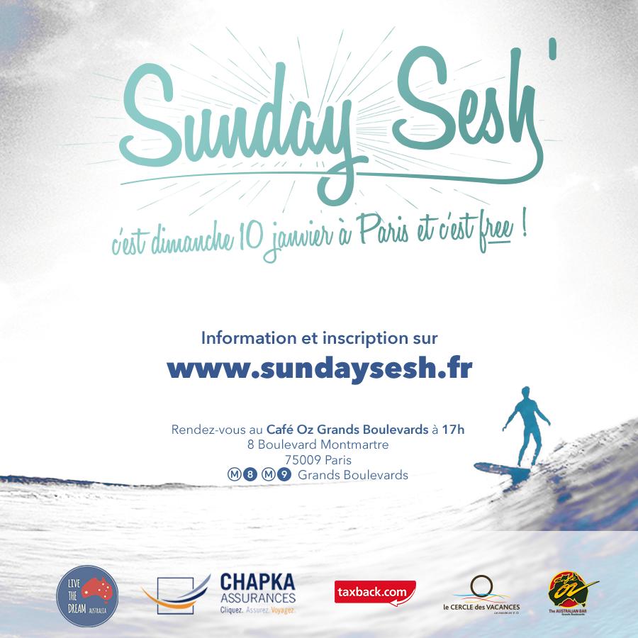 sunday sesh'