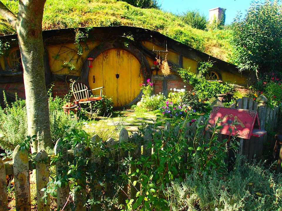hobbiton nz road-trip