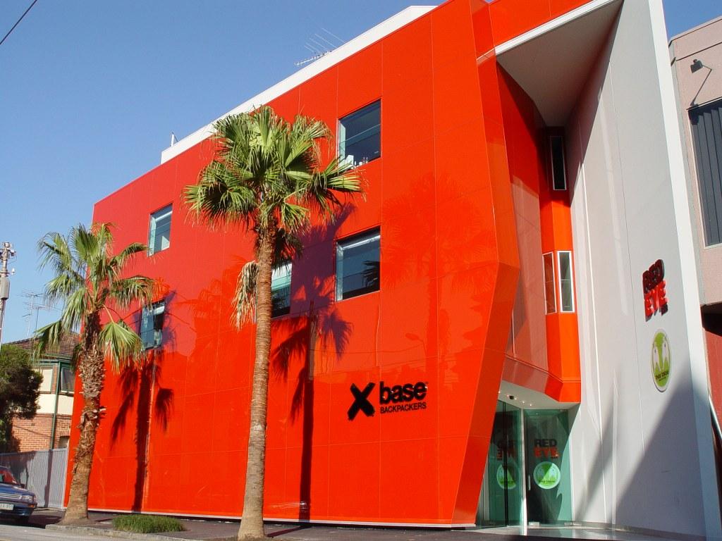 Base St kilda auberge de jeunesse Melbourne