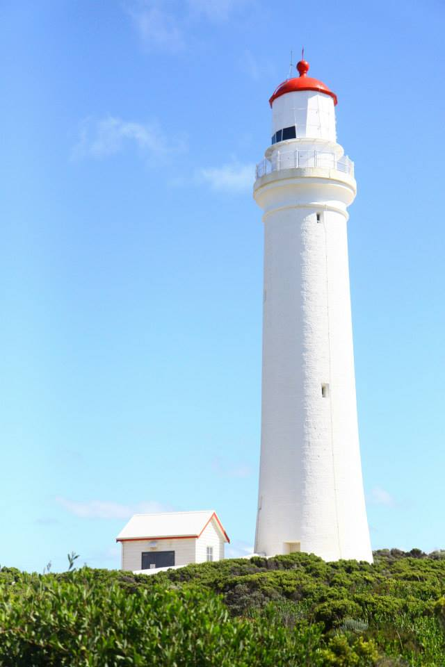 Split Point Lighthouse great ocean road