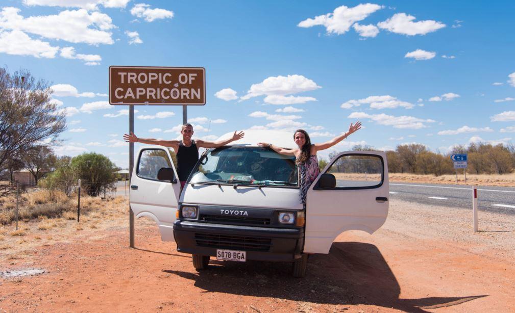 Lovers Travelers fait des vidéos en Australie !