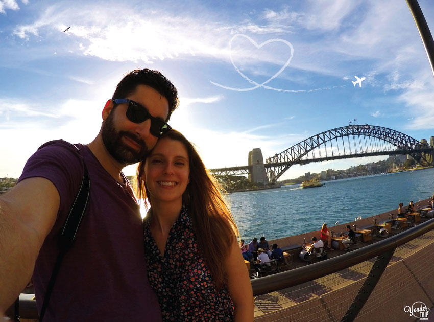 Spécial Saint-Valentin : le voyage en couple par Yondertrip