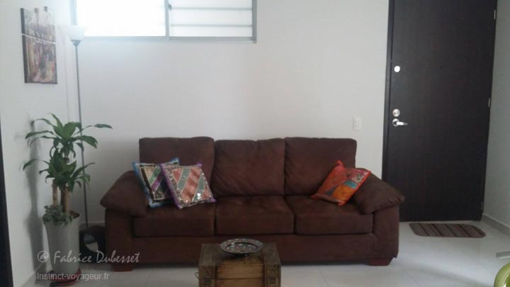 appartement colombie