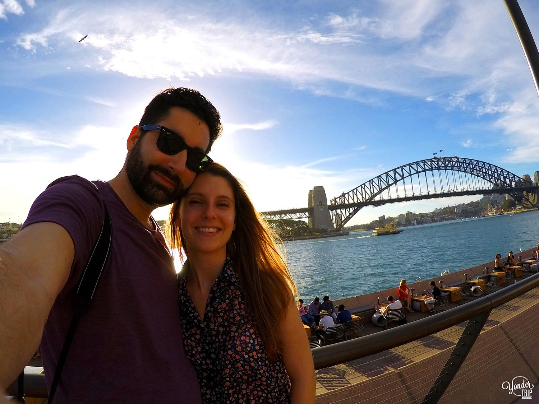 couple à Sydney