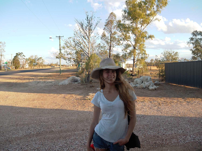 pauline outback