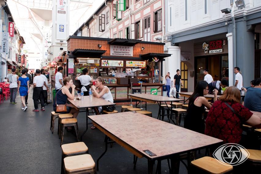 restaurant singapour