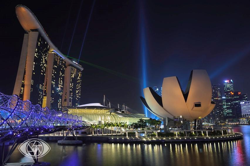 art science museum singapour