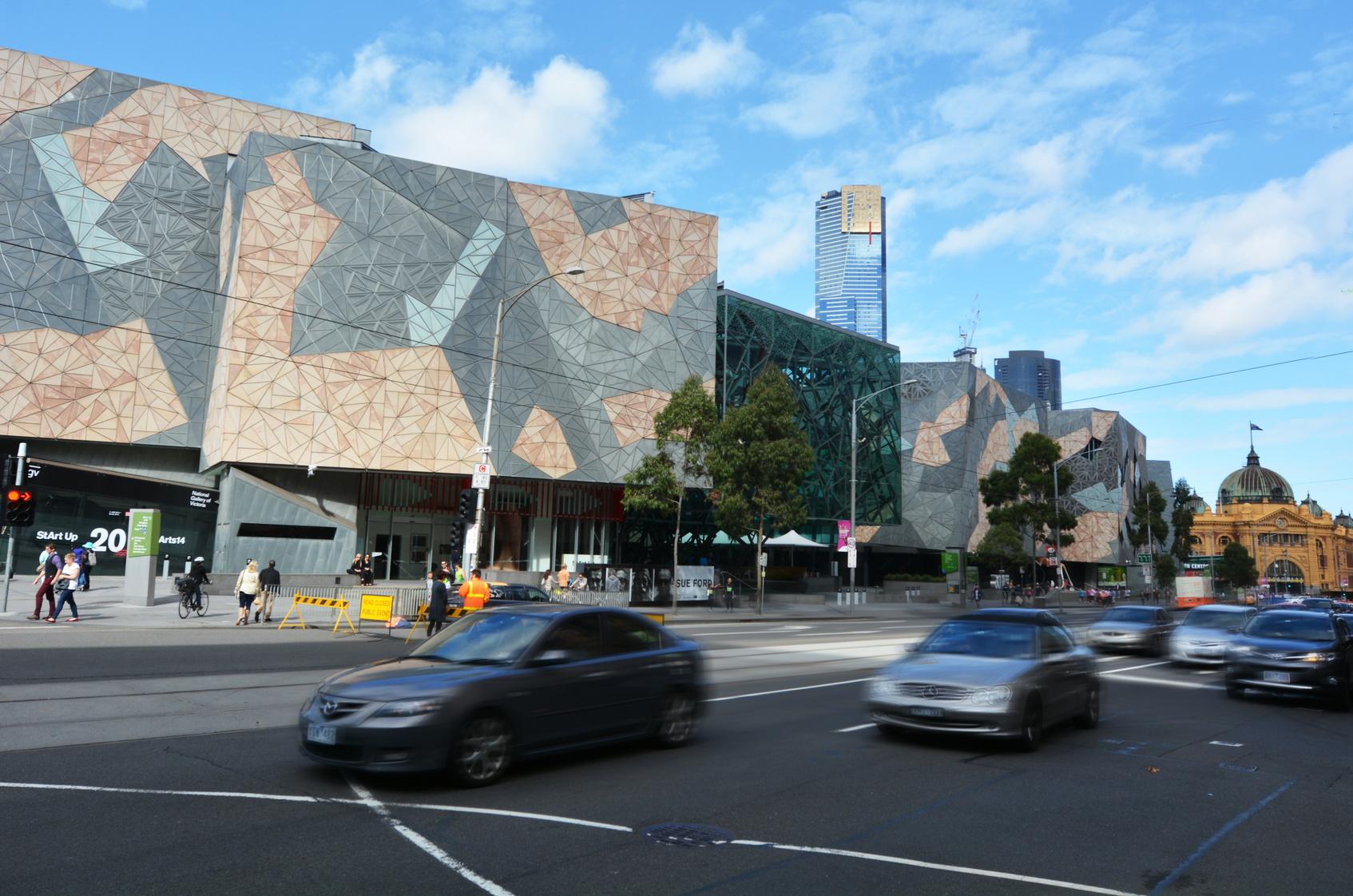 visiter le Australian Centre for the Moving Image à Melbourne