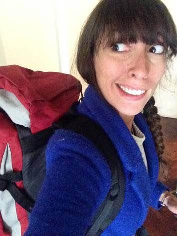 Eleonore part en visa vacances travail pour la Colombie