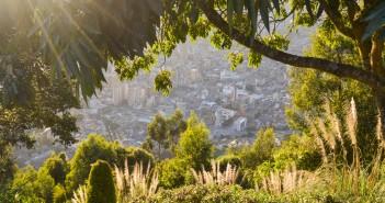 Bogot Colombia Monzerrate Atenas de Amrica