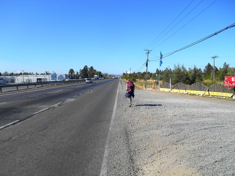 L'aventure de l'auto stop pour voyager en Argentine