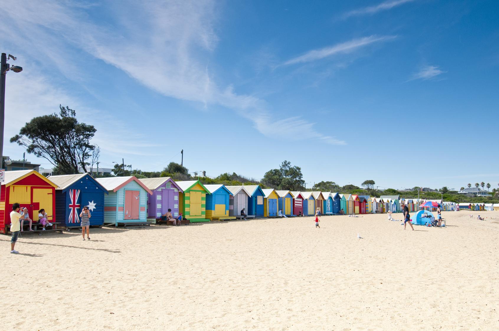 birghton beach melbourne
